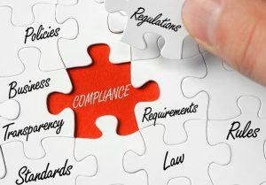 Milieuzorg in de zorg - Compliance